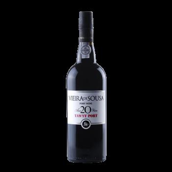 bouteille de Porto de Tawny 20ans de Veira de Sousa